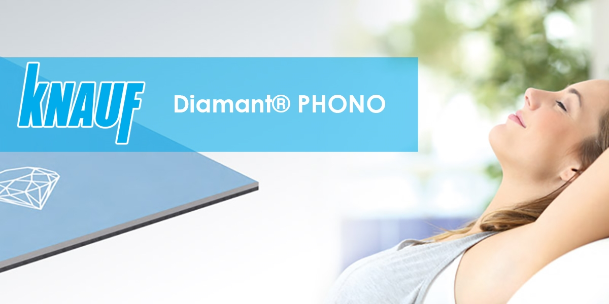DIAMANT® PHONO by Knauf Acustika
