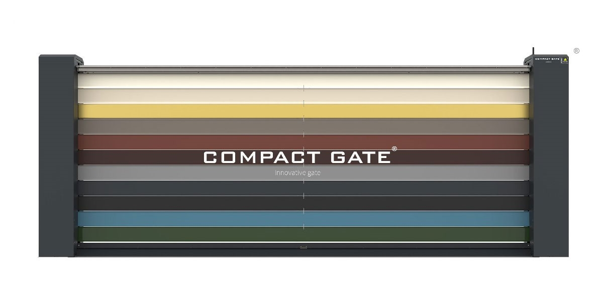 Cancelli a scomparsa Compact Gate®
